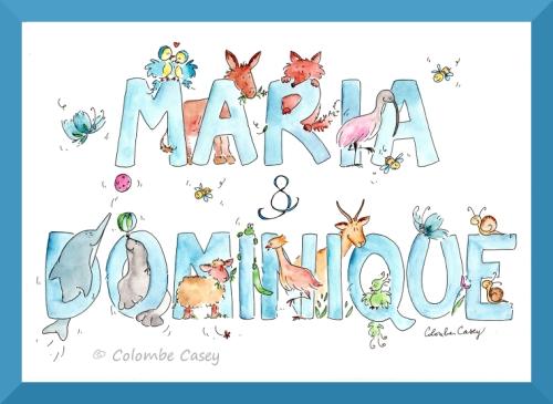 MARIA et DOMINIQUE 700